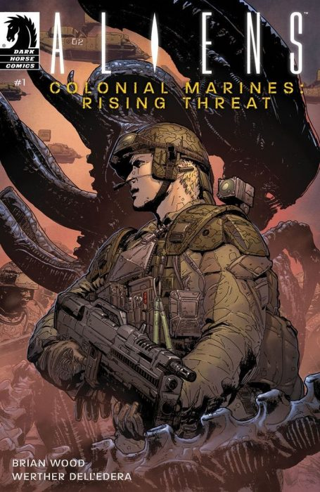 Dark Horse Comics Announces Aliens: Colonial Marines: Rising Threat!