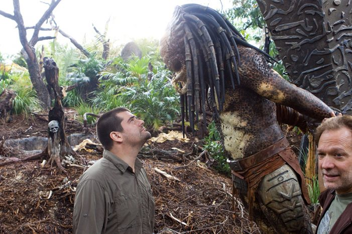 Expanding the Hunt, Interview with Predators' Director Nimrod Antal – AvP Galaxy Podcast #90