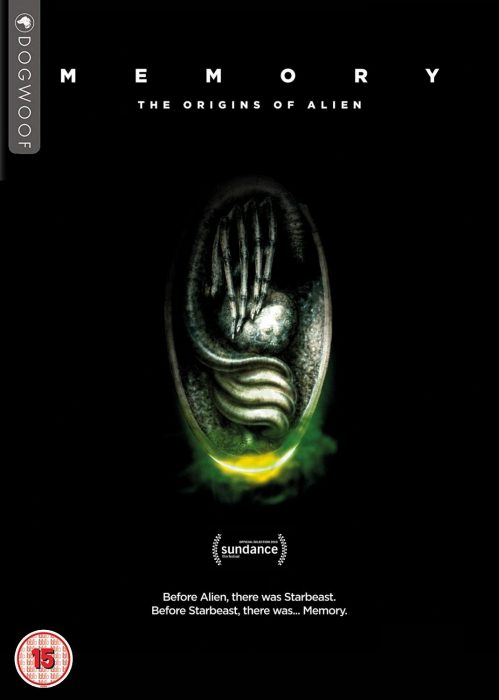 Memory: The Origins Of Alien Now Available for Pre-Order in the UK!
