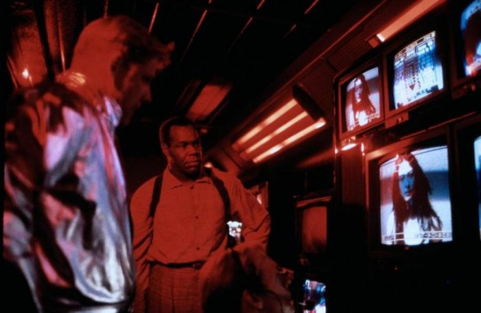 Whatever Happened to Anna's Cameo Appearance in Predator 2?