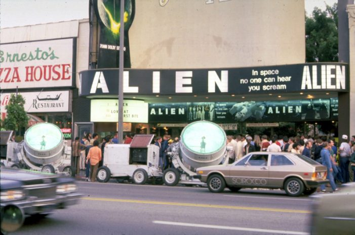 Disney Is Reportedly Vaulting 20th Century Fox's Classic Films, And Alien Is One Of Them