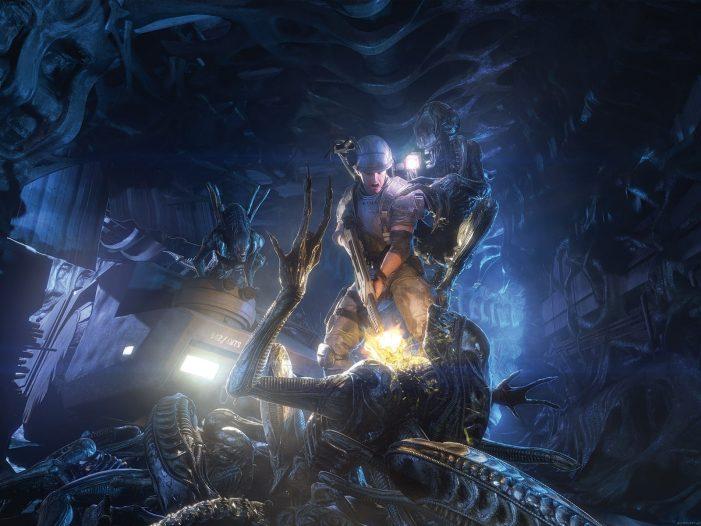 Alien: Infiltrator, New Prequel Novel to Cold Iron Studios' Alien Shooter by Weston Ochse!