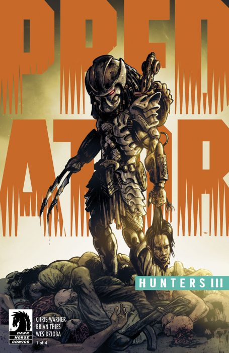 Dark Horse Comics Announces New Predator Comic Series, Predator: Hunters 3!