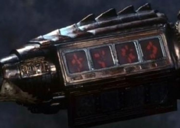 Designing The Unknown, The Story Behind The Lost Predator's Ship