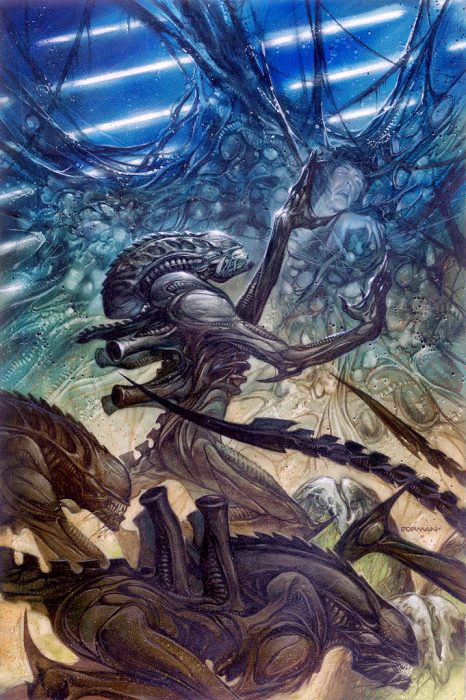 Fan Favourite Alex White Returns With New Novel, Alien: Into Charybdis!