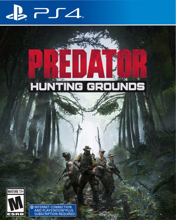 Predator: Hunting Grounds Is Released Today!