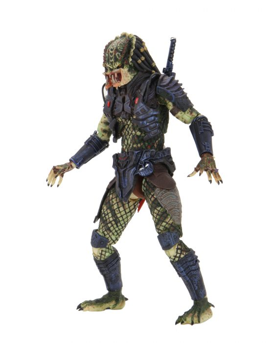 Armored Lost Predator