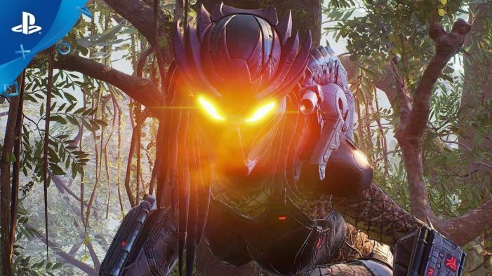 Predator: Hunting Grounds Launch Trailer Is Here!