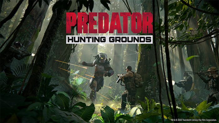 AvP Galaxy Competition: Win A Copy of Predator: Hunting Grounds on PS4!