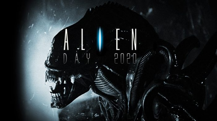 I Got Signals! I Got Readings, In Front and Behind! Alien Day 2020 is Here!