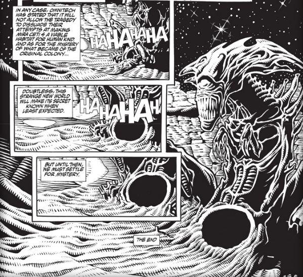 The Esoteric Brotherhood of Tulitu - Dark Horse Comics' Love Letter to HP Lovecraft (Aliens: Elder Gods)
