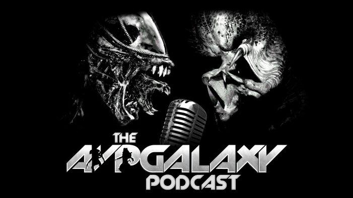 The Alien vs. Predator Galaxy Podcast