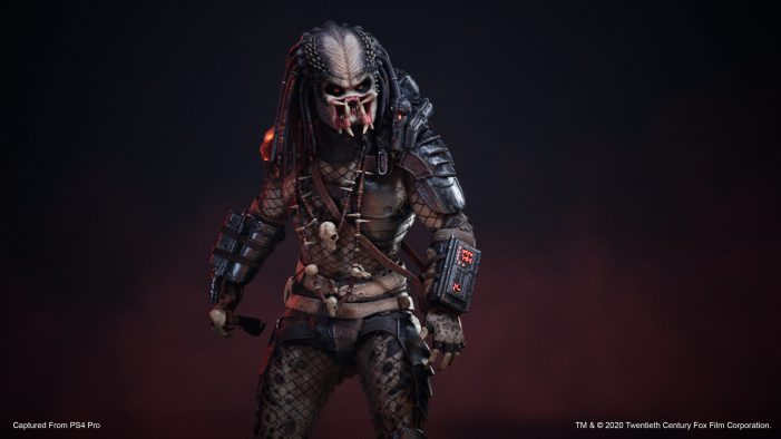 Free Elder Predators For Everyone! Predator: Hunting Grounds Gets New Update & Samurai Predator Announced!