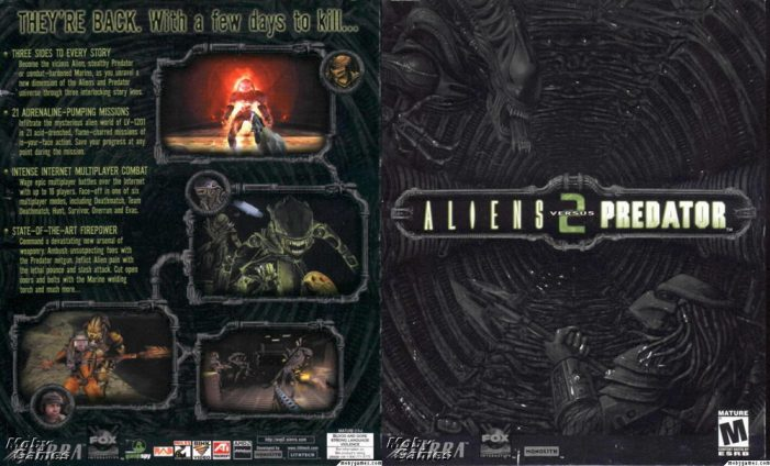 Aliens versus Predator 2 (PC)