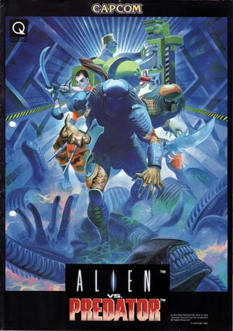 Alien vs Predator (Arcade)