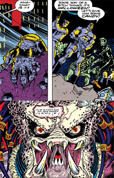 'Let's Give Him Some Candy!' - How Predator: Concrete Jungle Influenced Predator 2