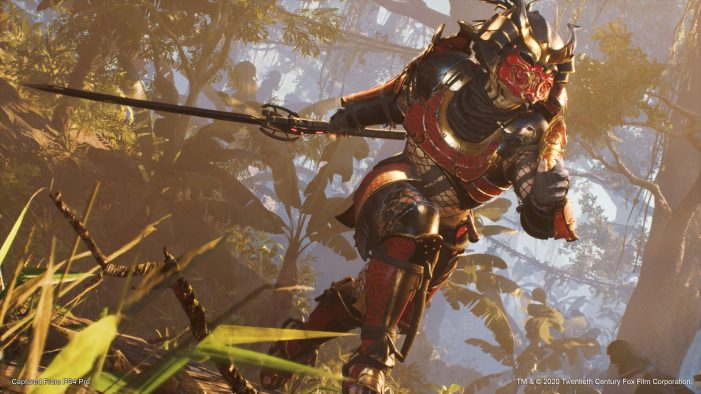 Patch 1.13 Now Released And The Predator Samurai is Here!