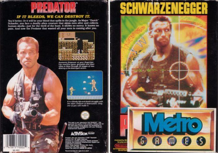 Predator (Multi-Platforms)