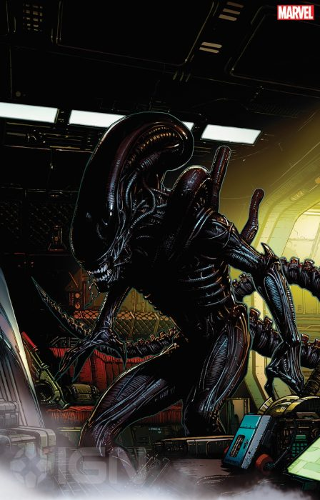 Marvel To Now Publish Alien and Predator Comics!