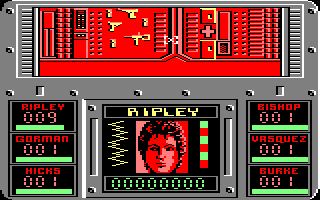 135906-aliens-the-computer-game-amstrad-cpc-screenshot-weapons-on