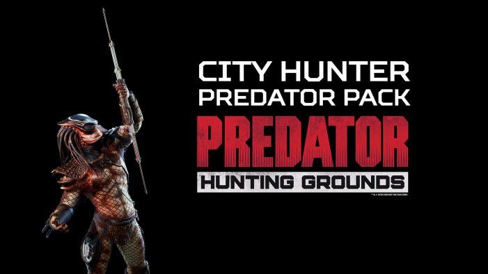 City Hunter Arrives In Predator: Hunting Grounds Alongside Patch 1.16!