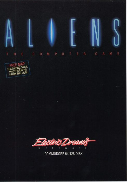 Aliens: The Computer Game (UK Version)