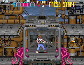 653858-aliens-arcade-screenshot-blast-aliens-in-the-lift