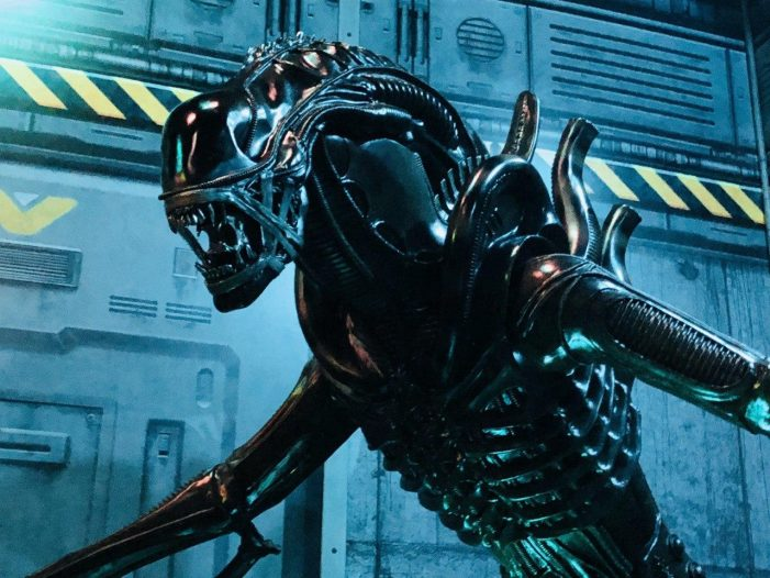 """Express Elevator to Hell"" - Alien: Descent Attraction Retrospective"