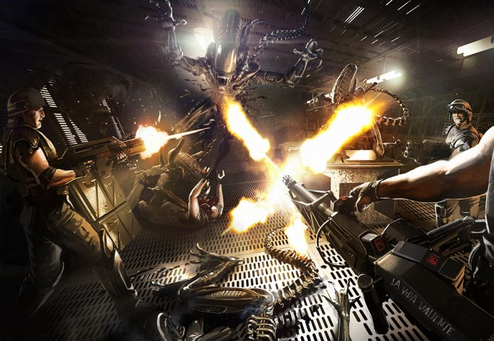 Daybreak Games Acquires Cold Iron Studios, Alien Shooter Remains In Development!