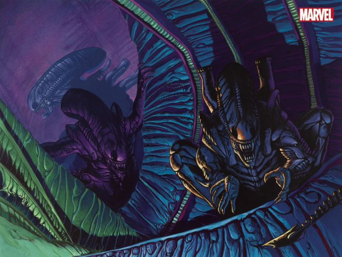 Details of Marvel's First Aliens Omnibus Are Here!