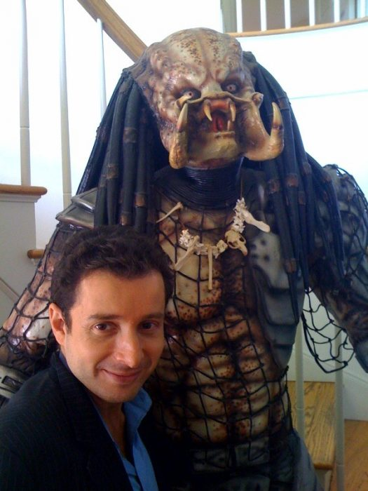 The Hunts Not Taken, An Interview With Predators Screenwriter Alex Litvak - AvP Galaxy Podcast #114