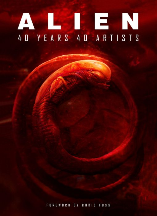 Alien: 40 Years 40 Artists Review