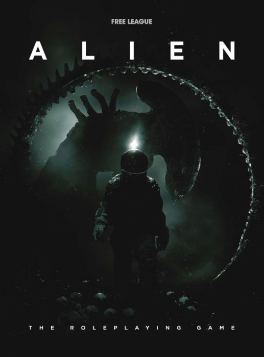 Betrayal, Panic and Dice Rolls, Reviewing Alien: The Roleplaying Game - AvP Galaxy Podcast #115