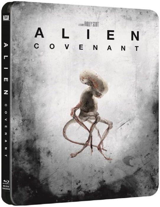 Alien Covenant DVDs & Blu-Rays