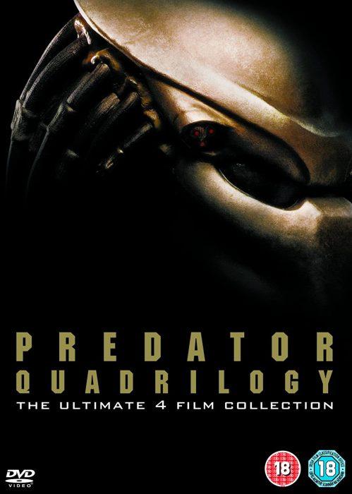 Predator 2 DVDs & Blu-Rays