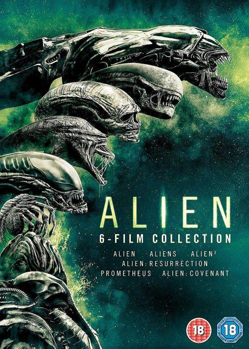 Alien DVDs & Blu-Rays