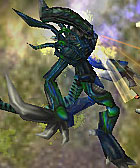 AvP Extinction Aliens