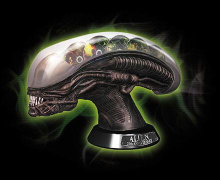 Alien Quadrilogy Alien Head
