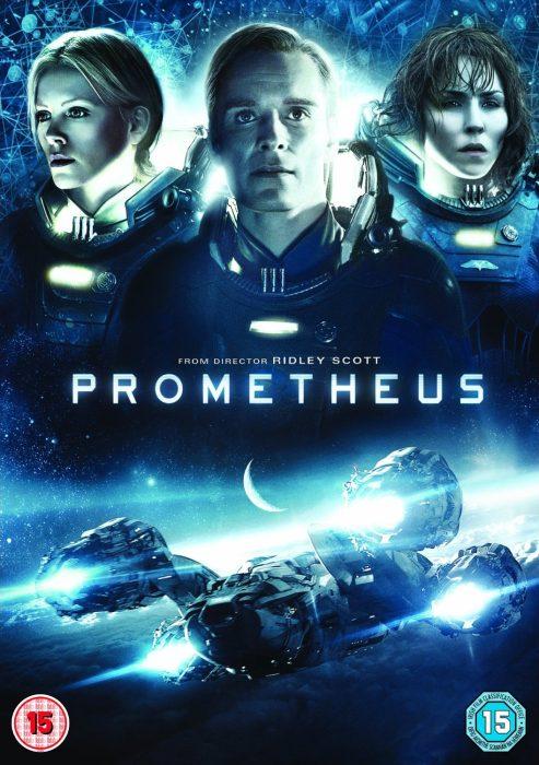 Prometheus DVDs & Blu-Rays