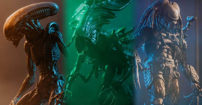 Hiya Toys Has a Plethora of New Alien, Predator and AVP Figures Coming in 2021!