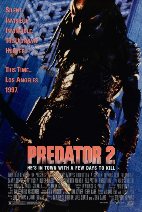 In Town With A Few Days To Kill, Predator 2 30th Anniversary Retrospective - AvP Galaxy Podcast #118