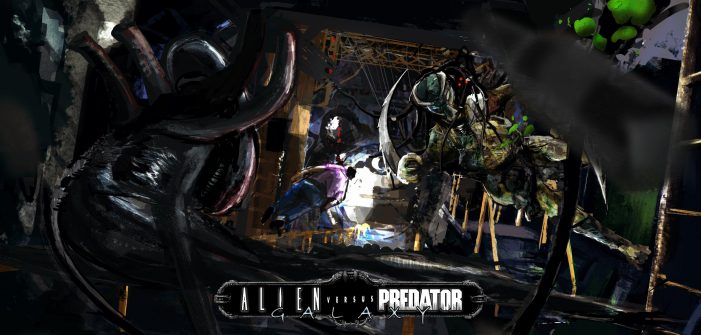 The Hunt Begins: The Early Days of Peter Briggs' Alien vs. Predator