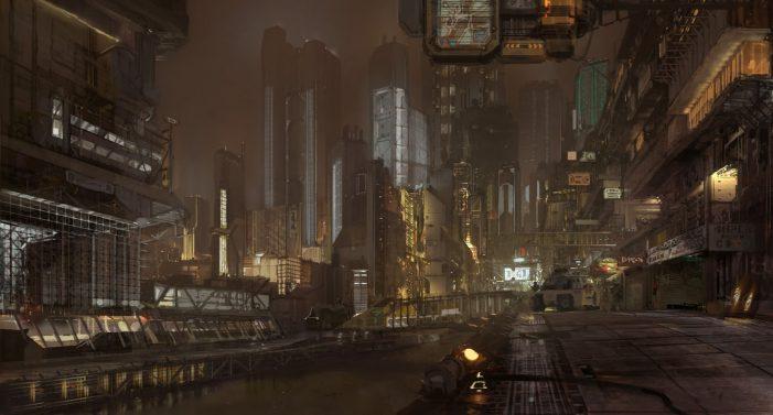 New Aliens: CM Concept Art