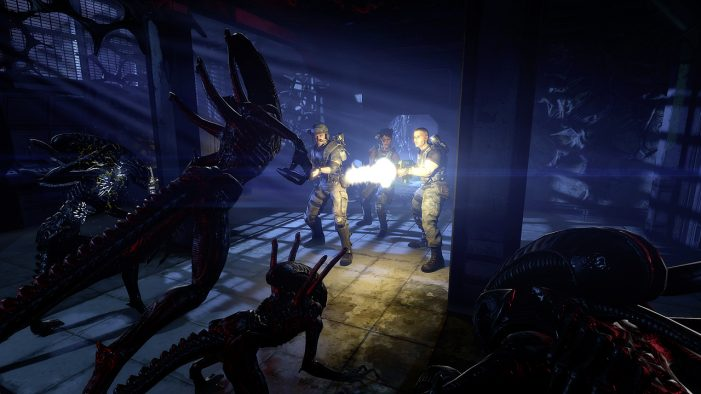Colonial Marines Re-Announced, Coming Spring 2012