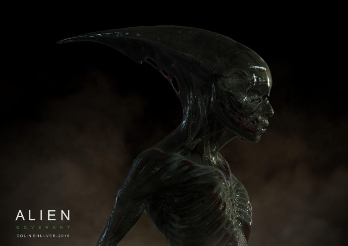 Interview with Alien: Covenant Concept Artist Colin Shulver - AvPGalaxy Podcast #54