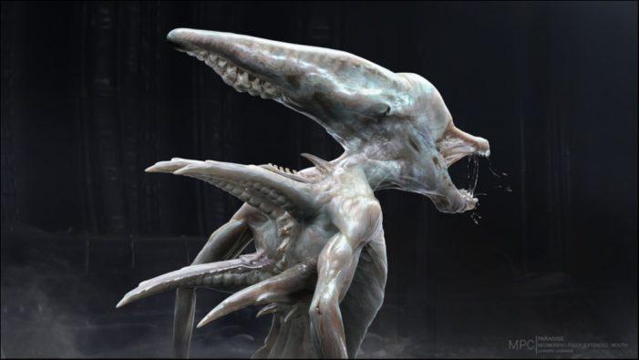 More Alien: Covenant Artwork Released Online!