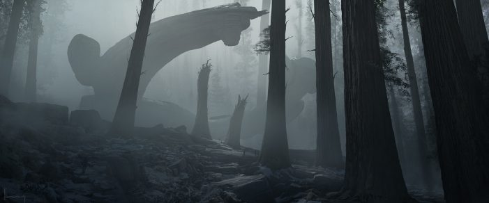 Wayne Haag Shares Alien: Covenant Concept Art