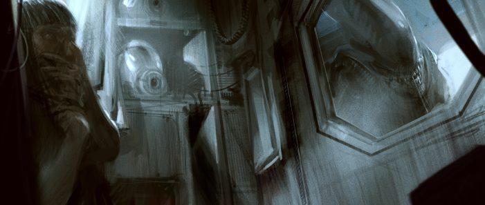 New Alien: Isolation Concept Art Released [Updated]