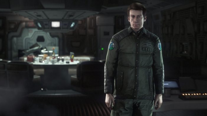 Alien Isolation Characters