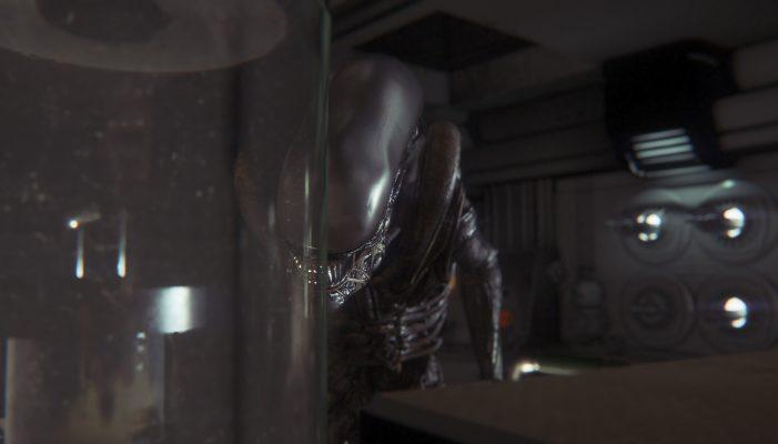 Alien: Isolation in Edge Magazine